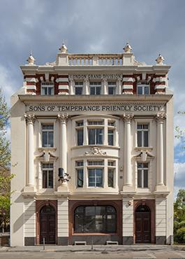 Gardner Stewarts Architects - office photo