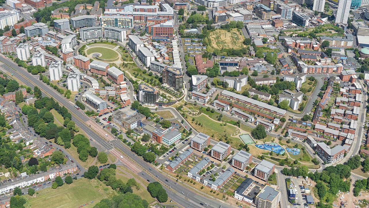 Park Central Birmingham