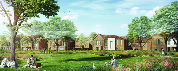 Phase 1 of Arborfield Green Starts on Site