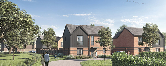 Arborfield Green - Submitted For Planning