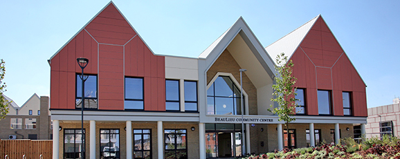 Beaulieu Community Centre Opens