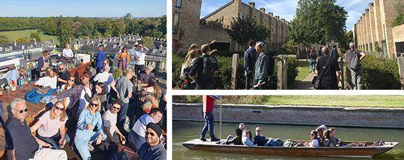 Cambridge Study Visit