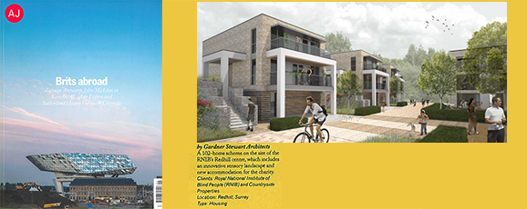 RNIB Redhill - AJ Architecture Tomorrow