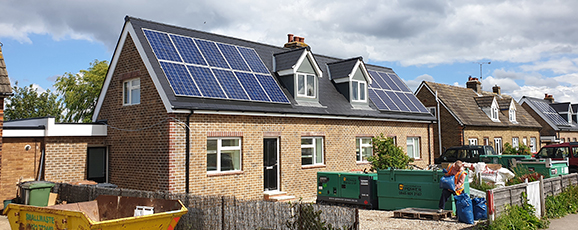 Net Zero Homes Win Prestigious Ashden Award