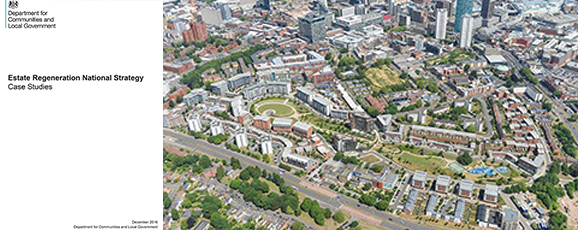 Park Central is a new DCLG Regeneration Case Study