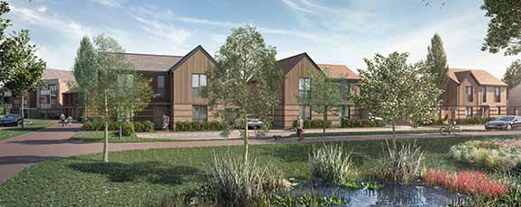 Planning Approval at Arborfield Green