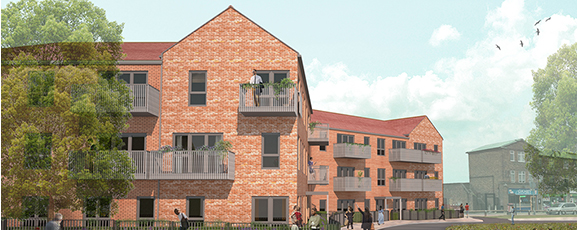 South Oxhey Residents Move in