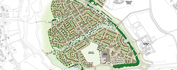 Oakgrove Village - Transforming Milton Keynes