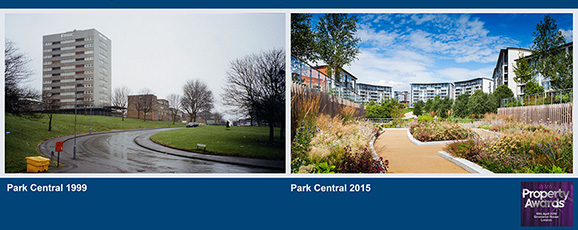 Park Central Wins Placemaking Prize