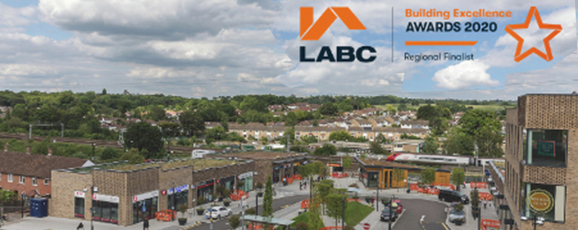 Regional Finalist - LABC Building Excellence Awards