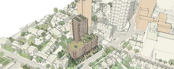 Unanimous Approval For L&Q's East Croydon Housing