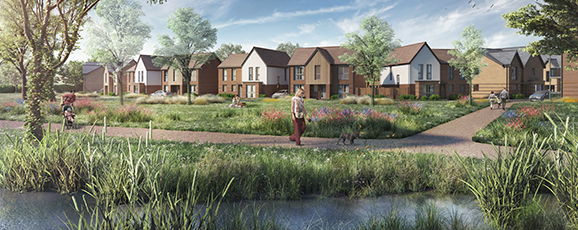 Arborfield Green – Parcel U2 Submitted for Planning