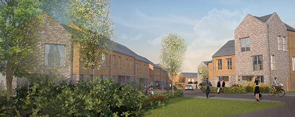 Three estates transformed in £71m scheme