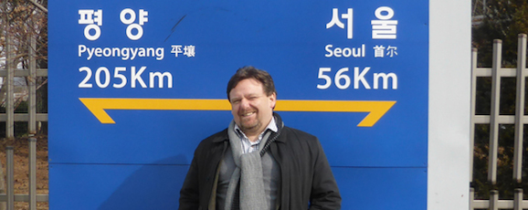 George Gardner joins Trade Mission to South Korea