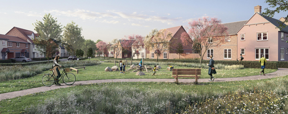 Planning Approvals at Chilton Woods