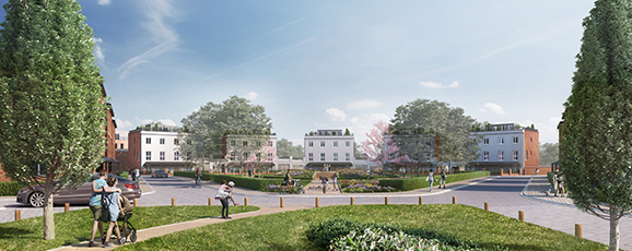 Planning Submission At Beauchamp Park, Warwick