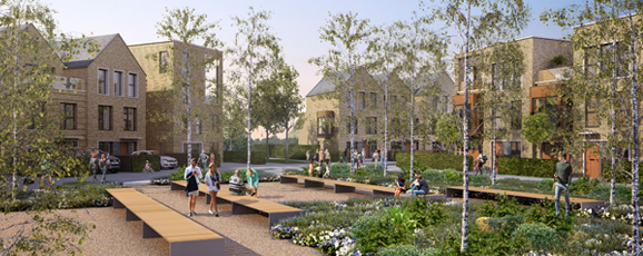 Approval for 713 homes at Kidbrooke Village
