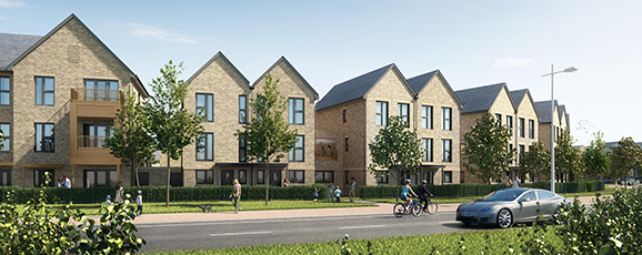 Homes for L&Q Approved Under Delegated Powers at St. Neots