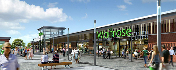 Local Centre opens with a Waitrose