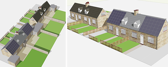 Zero Energy Retrofit Pilot For Social Housing Provider