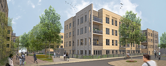 Planning Consent for South Oxhey