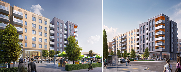 Unanimous Approval For South Oxhey Town Centre