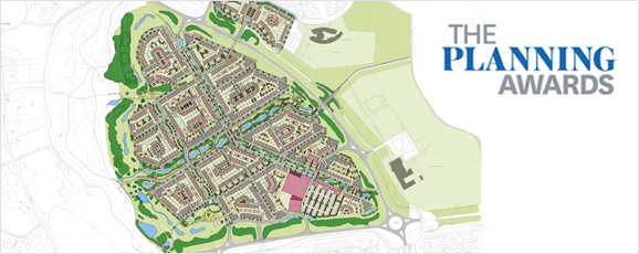Oakgrove Shortlisted for Planning Award