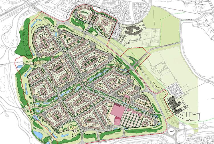 Oakgrove Masterplanning