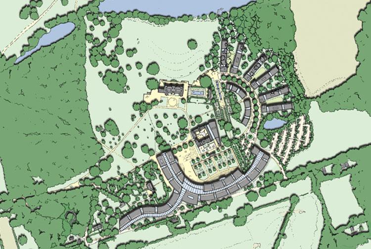 Middlesex University – Trent Park