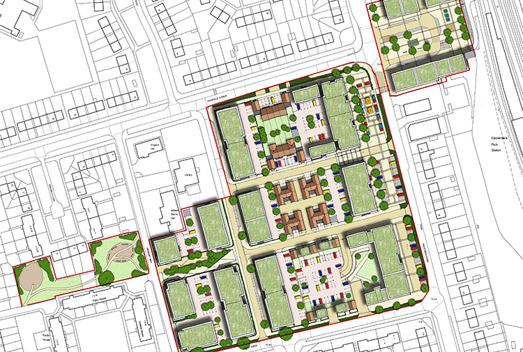 South Oxhey Masterplan
